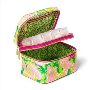 Lilly Pulitzer for Target Bags - Lilly Pulitzer Train Case NWT